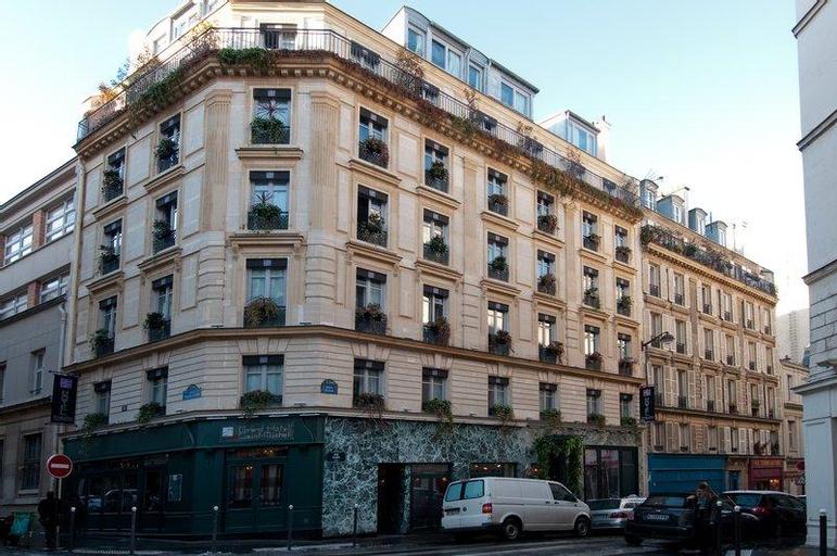Grand Hotel Saint Michel, Paris