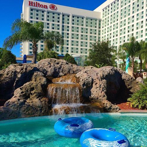 Hilton Orlando, Orange