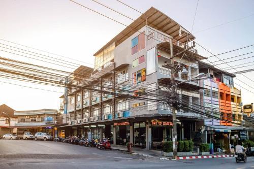 Pak Up Hostel, Muang Krabi