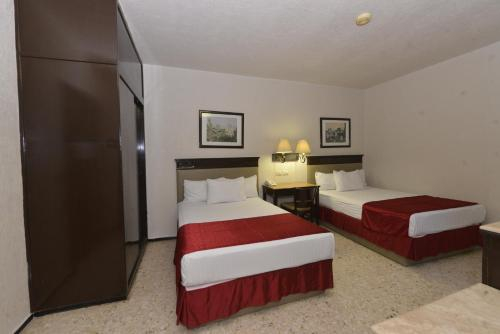 Hotel Olmeca Plaza, Centro