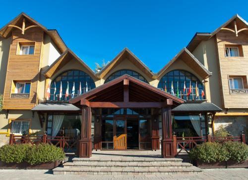 Hotel Quijote, Lago Argentino
