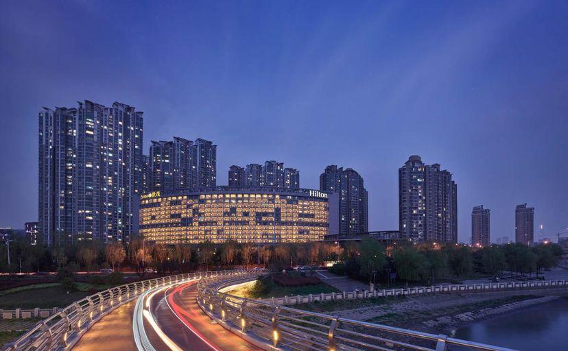 Hilton Nanjing Riverside, Nanjing