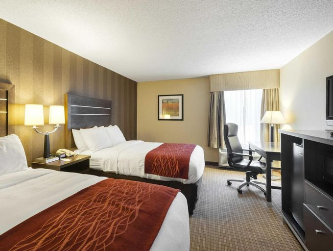 Quality Inn and Suites Bel Air I-95 Exit 77A, Harford