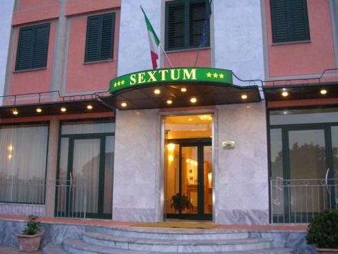 Hotel Sextum, Pisa
