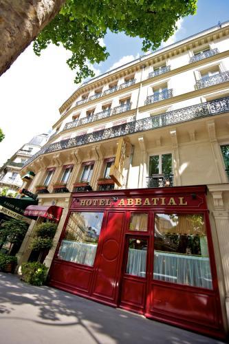 Hotel Abbatial Saint Germain, Paris