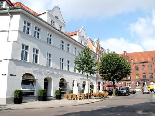 Hotel Schweriner Hof, Vorpommern-Rügen