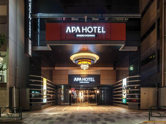 APA Hotel Shinjuku-Gyoemmae, Shinjuku