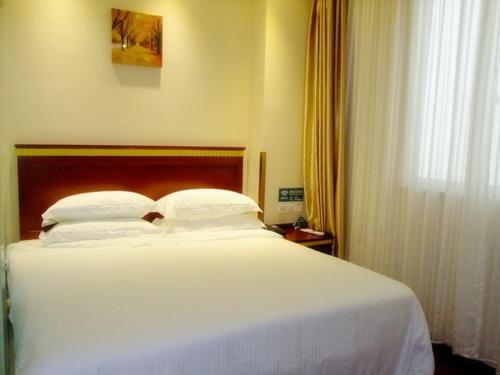 GreenTree Inn Haimen Bus Statian Shell Hotel, Nantong