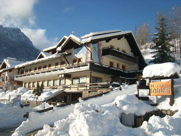 Hotel El Laresh, Trento