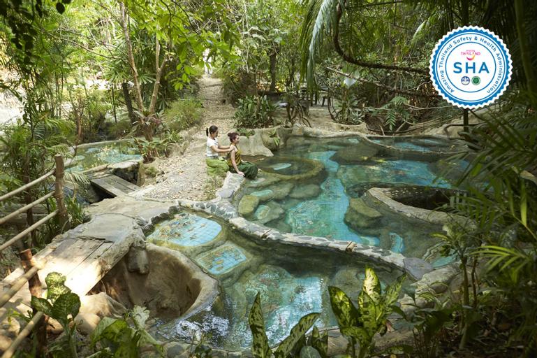 Wareerak Hot Spring & Wellness, Khlong Thom