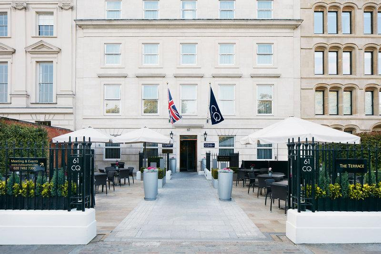 Club Quarters Hotel, Lincoln's Inn Fields, London