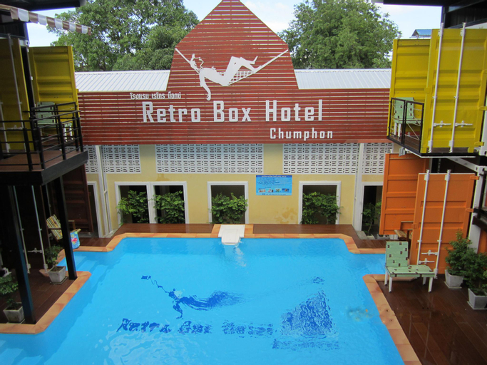 Retro Box Hotel, Muang Chumphon
