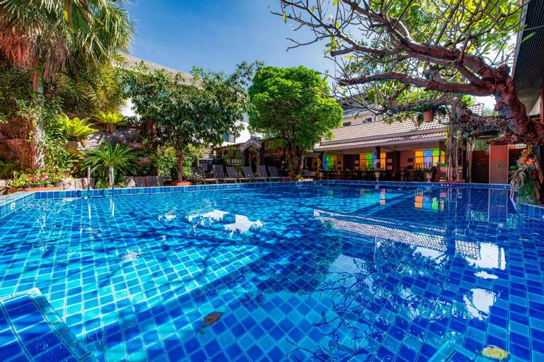The Train Resort - Sauna & Spa, Pattaya