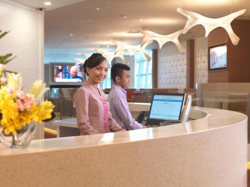 Sama Sama Express klia2 (Airside Transit Hotel), Kuala Lumpur