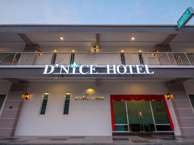 D Nice Hotel, Barat Daya