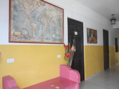 Rincon del Angel, Centro