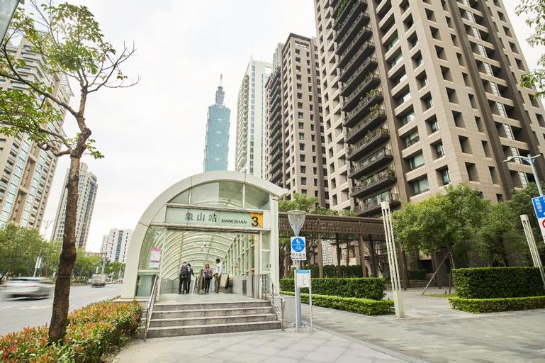PLACE X Hotel, Taipei City