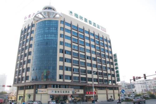 GreenTree Inn Shantou Chengjiang Road Business Hotel, Shantou