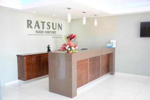 Ratsun Nadi Airport Apartment Hotel, Ba
