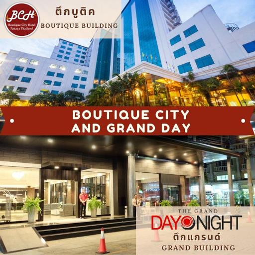 Boutique City And Grand Day Hotel Pattaya, Pattaya