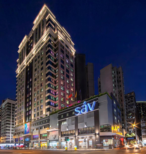 Hotel Sav, Kowloon City