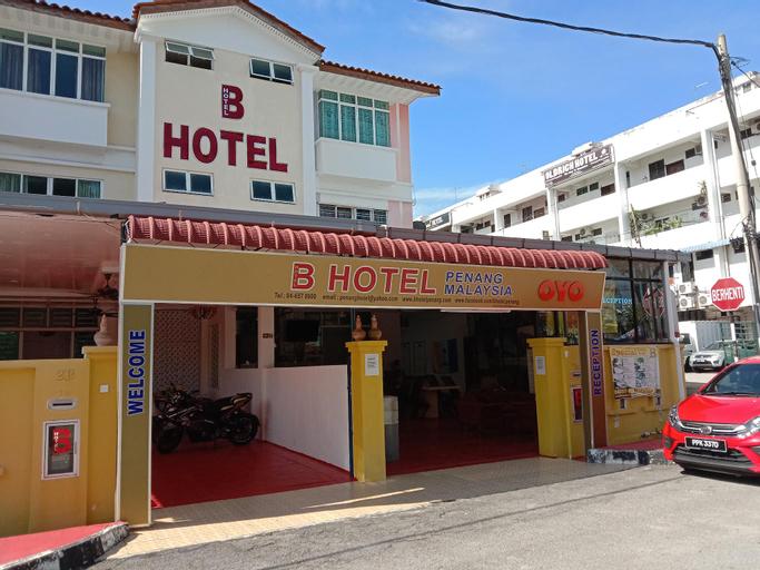 B-Hotel, Barat Daya
