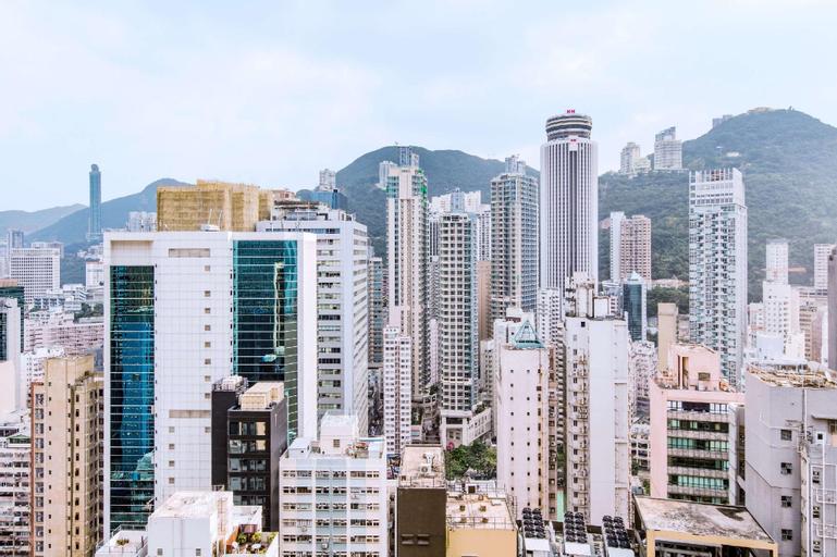 Gloucester Luk Kwok Hong Kong , Wan Chai