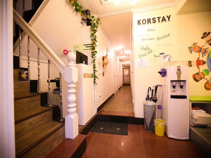 Korstay Guesthouse Seoul Station, Jung