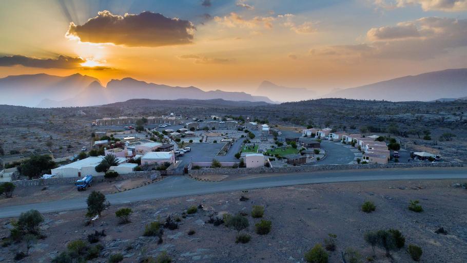 Jebel Shams Resort, Al Hamra