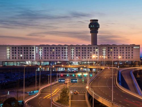 Pullman Nanjing Lukou Airport Hotel, Nanjing
