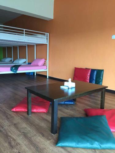 Best Bunk Beds Lodge, Semporna