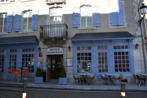 Logis Hotel de France, Pyrénées-Atlantiques