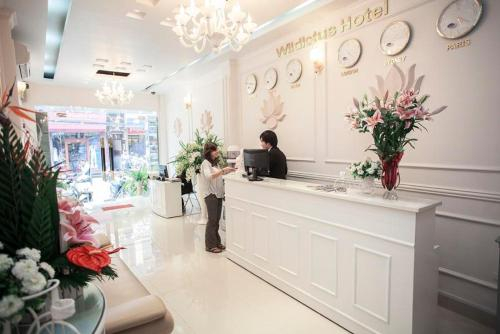 Wild Lotus Hotel - Hang Be, Hoàn Kiếm