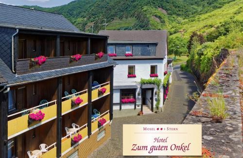 Moselstern Hotel Zum guten Onkel, Cochem-Zell