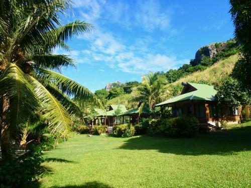 Naqalia Lodge, Ba