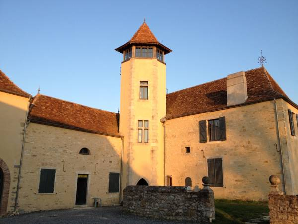 Chateau de Baylac, Pyrénées-Atlantiques