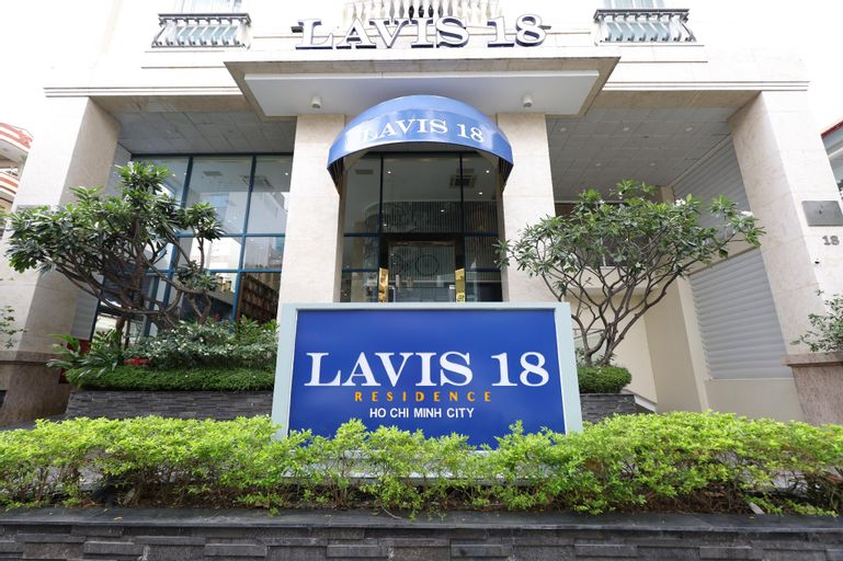 Lavis 18 Residence, Quận 3