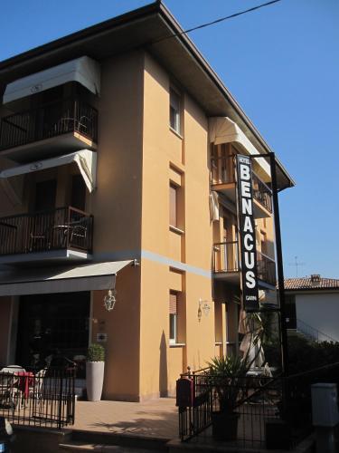 Hotel Benacus, Verona