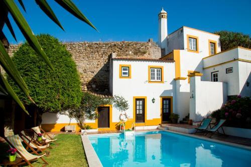 Casa do Castelo - Turismo de Habitacao, Peniche