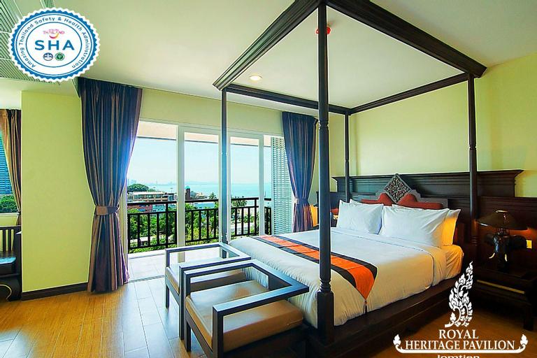 Royal Heritage Pavilion Jomtien Hotel, Pattaya