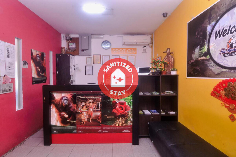 SPOT ON 89886 Backpacker's Stay Services, Kuching
