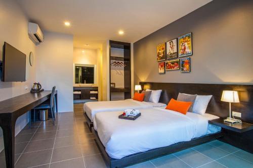 D Living Hotel, Pattaya