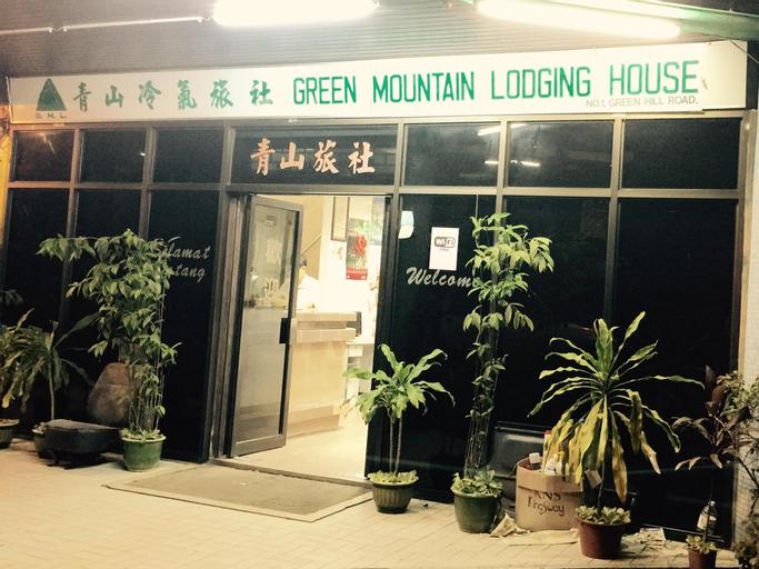 Green mountain lodging house, Kuching