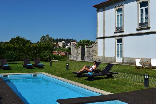 Solar Egas Moniz-Charming House & Local Experiences, Penafiel
