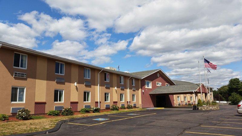 Americas Best Value Inn Foxboro, Norfolk