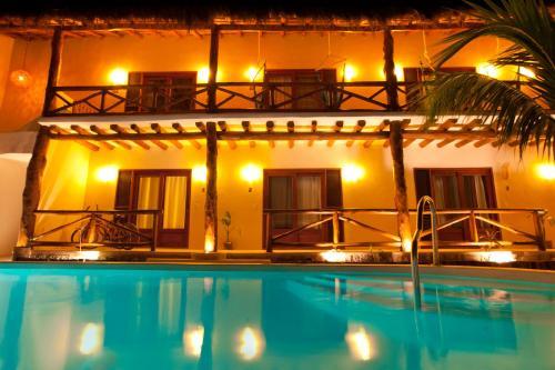 Casa Iguana Holbox - Beachfront Hotel, Lázaro Cárdenas