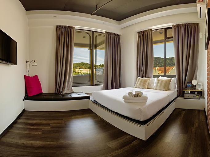 Roomies Suites Boutique Hotel, Pulau Penang