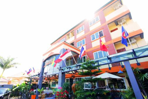 Maesai Orchid Hotel, Mae Sai