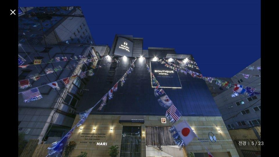 Mari Hotel, Nam