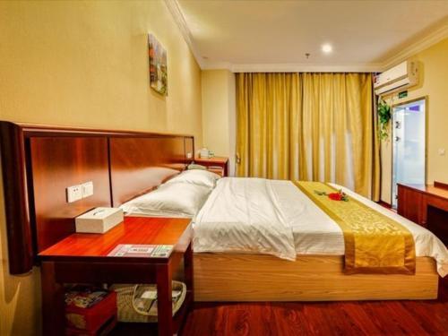 GreenTree Inn Jiangsu Changzhou Liyang South Yucai Road Bus Terminal Station Express Hotel, Changzhou
